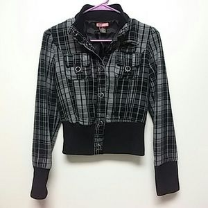 Max Rave Cropped Jacket